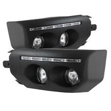 2007-2014 Toyota Fj Cruiser LED DRL Fog Lights Lamps Black ...
