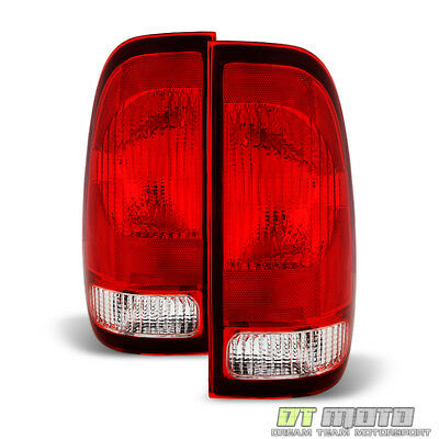 1997 2003 Ford F150 1999 2007 F250 F350 Superduty Tail Lights Lamps LeftRight