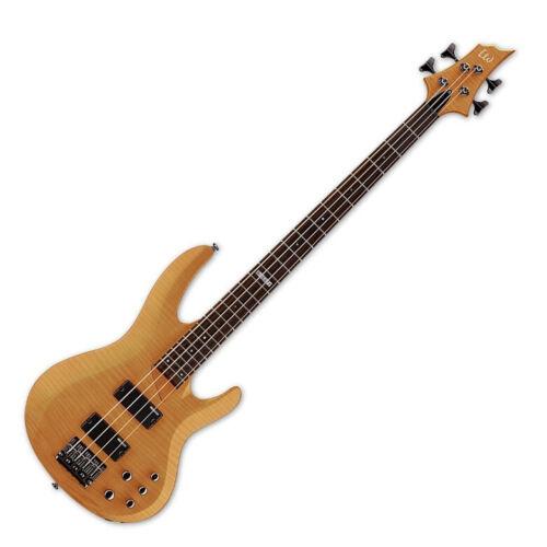 ESP LTD B-154DX/HN String Electric Bass In Honey