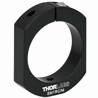 Thorlabs Sm1rcm 1.20 Slip Ring Sm1 And C-mount Lens Extension Tubes M4 Tap