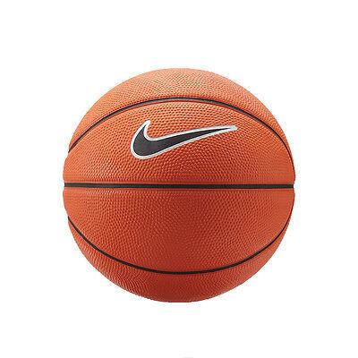 NIKE Swoosh Mini Youth Junior Basketball Training Game Ball BB0499-801 Size 3