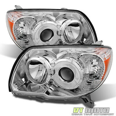 For 2006 2009 Toyota 4Runner 4 Runner Projector Headlights lamp LeftRight 06 09