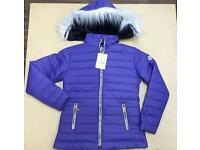 Moncler purple size L