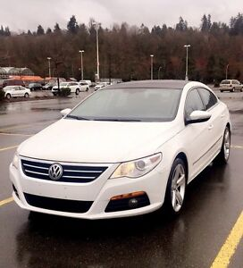 Volkswagen CC 2010 fully loaded with only 100,000kms $12499