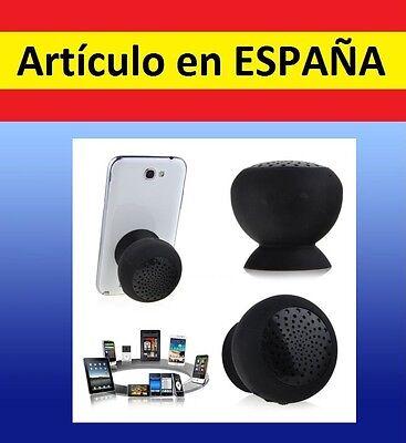 ALTAVOZ BLUETOOTH wireless WATERPROOF mini Ipod Iphone Smartphone movil samsung