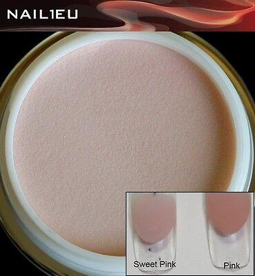 "MakeUP Acryl-Pulver ""NAIL1EU Pink"" 50ml (41g)  Camouflage Acrylpuder, Powder"