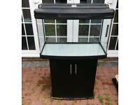 120 Litre Fish Tank, Complete £80