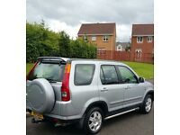 **AUTOMATIC**HONDA CR-V ESTATE 2.0 I-VTEC **5 DRS SUV EXCELLENT CONDITION