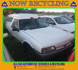 WRECKING 1996 FORD FALCON XG GLI PANEL VAN 6 CYL AUTOMATIC WHITE Millicent Wattle Range Area Preview