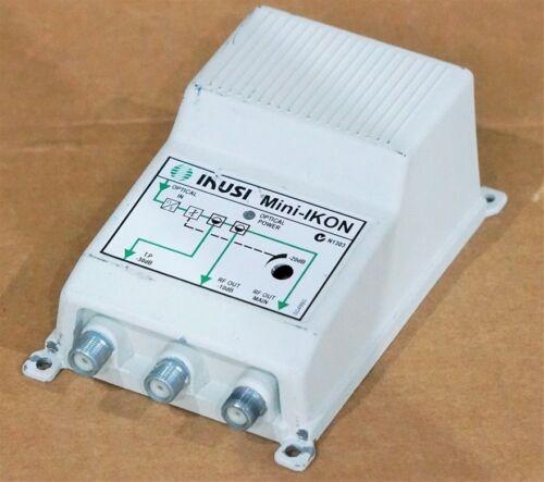 20 X Pacific Broadband Networks/IKUSI Mini-IKON CPON-CATV Optical Nodes