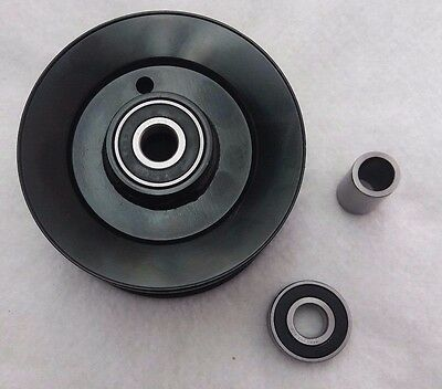756-1202 MTD Replacement Double Pulley Assembly with Bearings 44-103 756-0638