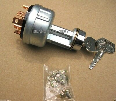 Komatsu Pc120-6 Pc78us-6 Ignition Switch