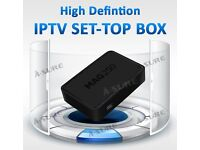 BETTER THEN ANY SATELLITE BOX ADVERTISED - HD CHANNELS UNLIKE SAT OPENBOXES !!!!