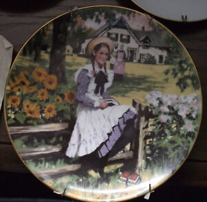 Coalport Anne of Green Gables Collector's Plate Belleville Belleville Area image 1