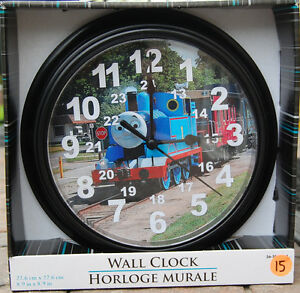 Thomas Tank Engine - Wall Clock