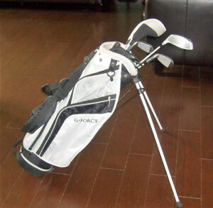 RAM G-FORCE JUNIOR GOLF SET ( 10 TO 14 YEAR OLDS ?$35.00
