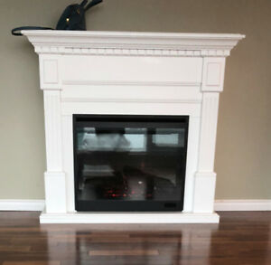 Electric Fireplace for sale, downtown Toronto
