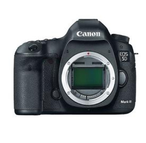Canon EOS 5D Mark III digital DSLR