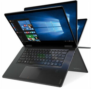 "Lenovo Yoga 710 15"" 8GB, 256GB SSD, Windows 10 Pro 64bit 1709"