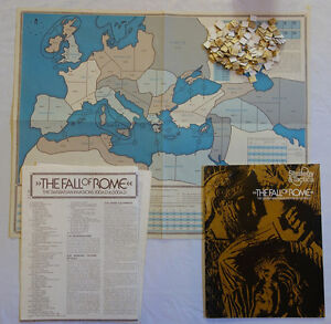 Strategy & Tactics #39 (July/August 1973). The Fall of Rome London Ontario image 1