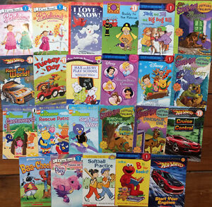 LEVEL 1 Readers - Preschool-Grade 1 - $2 each or all 23 for $30