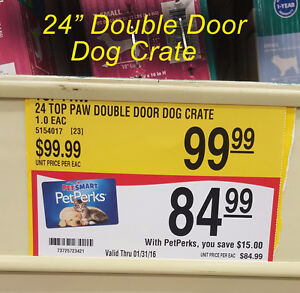 """Midwest double door dog crate NEW IN BOX 24"""" and 30"""" London Ontario image 3"""
