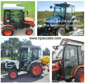 Cabines de tracteur | Tractor Cabs (NB)