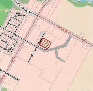 Lot Part 15 Millenium Way, Kincardine - 3 Acres