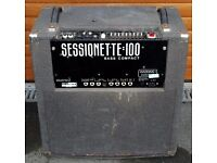 SESSION ( SESSIONSTTE) 100 BASS AMPLIFIER