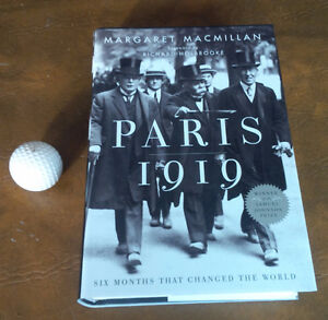 Book: Paris 1919, Six Months That Changed The World, 2001