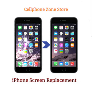 iPhone 6 / 6+ / 6s / 7 / 7+ / 8 / 8+ Screen Repair Starts $69