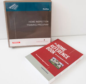 Home Inspection Algonquin TEXT books Roofing