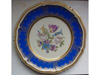 Rosenthal Chippendale vintage plates