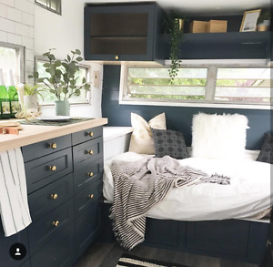 Gorgeous Renovated Camper for Charity
