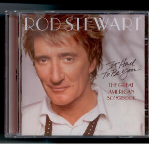 7 Pop Music CDs - Rod Stewart, Tom Jones, Huey Lewis, more