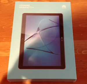 Huawei Tablet MediaPad T3 10 - Brand New Sealed Box