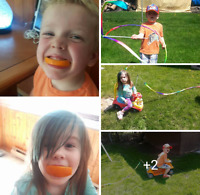 Summer daycare openings for 2yrs old and up