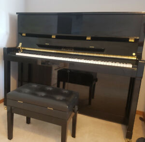 Upright HAILUN Piano, Good as New!