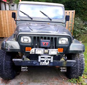 JEEP YJ '95 AUTOMATIQUE****