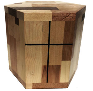 Urnes en bois