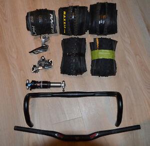 Pièces de vélo de montagne et route