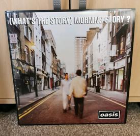 Oasis Morning Glory Vinyl
