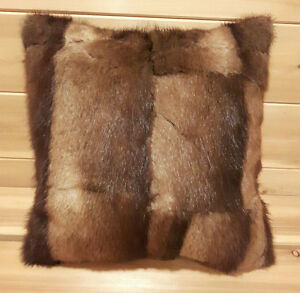 Pillows and Throws from fur coats Peterborough Peterborough Area image 9