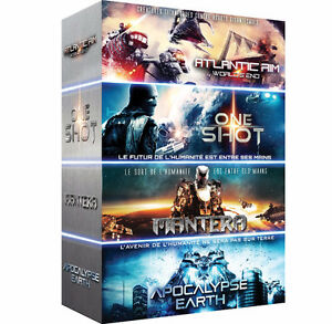 Coffret de Science-Fiction Robot