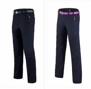 Soft Shell Ski Pants, Both Men's & Women's Styles
