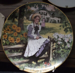 Anne of Green Gables Collector's Plate (Coalport)