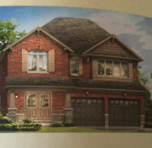 Gorgeous 4 Bedroom Detached House on Assignment Sale in Brampton