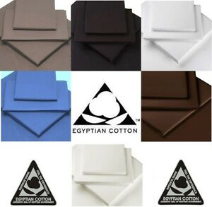 100-EGYPTIAN-COTTON-16-40cm-EXTRA-DEEP-Fitted-Sheets