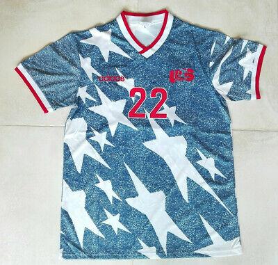 Camiseta Selección USA Anfitrión Mundial 94 # 22- LALAS