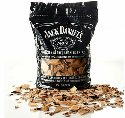 Whiskey Wood Smoking Chips BBQ Char Broil Grilling American Oak FREE FAST SHIP